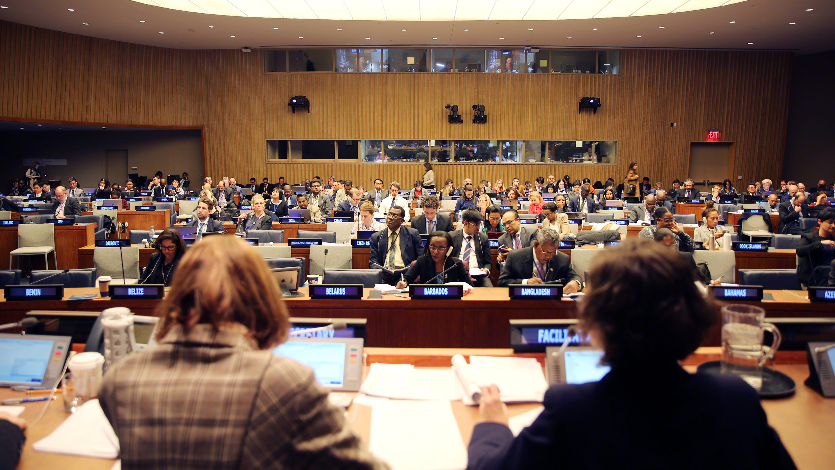 The Twilight Zone Begins to Materialize at the UN High Seas Negotiations