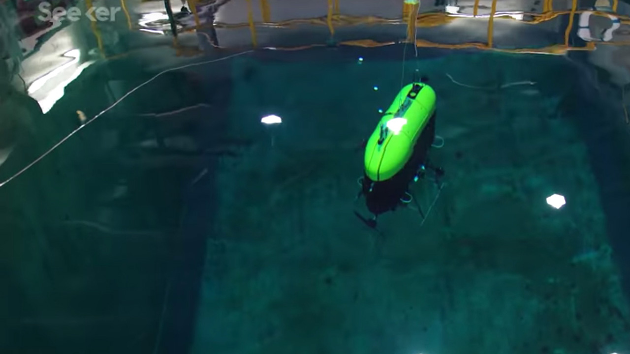 Video: This Deep-Sea Robot Will Explore the Depths of the Ocean Like Never Before