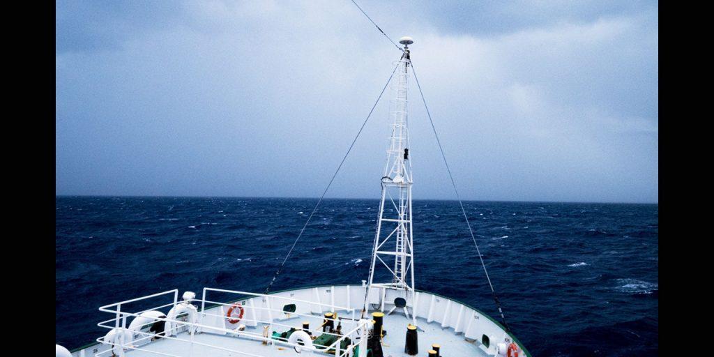 Life on the high seas (Photo by Shane Gross, Greenpeace)