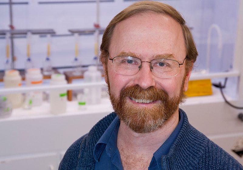 WHOI Radiochemist Ken Buesseler