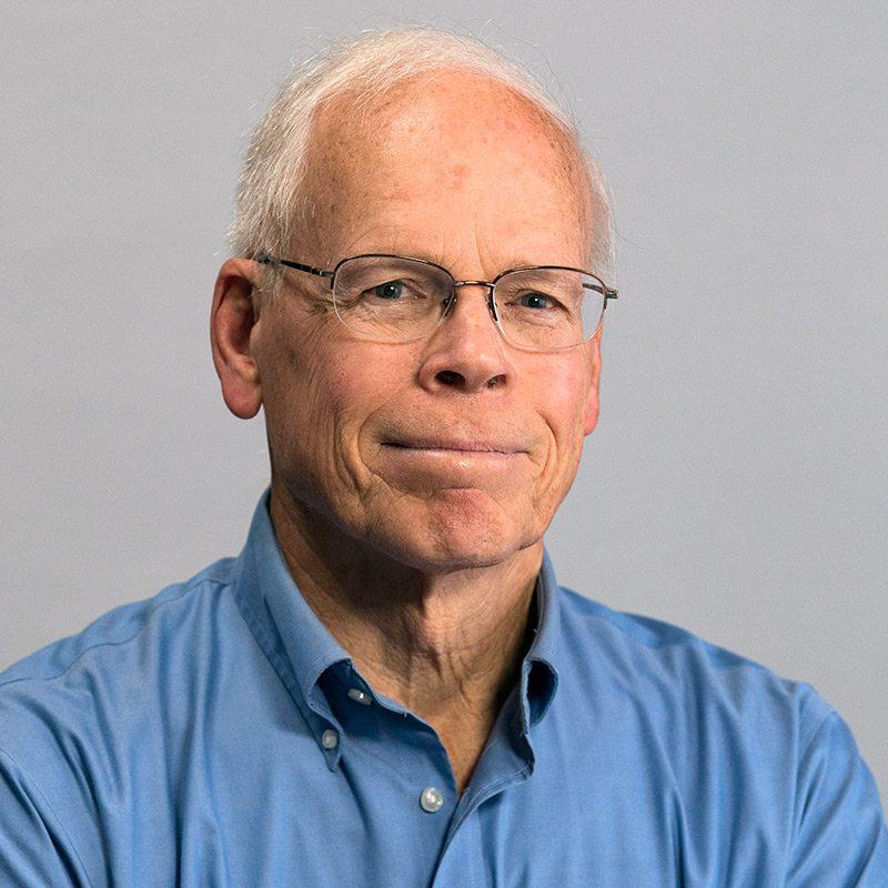 Larry Madin, WHOI